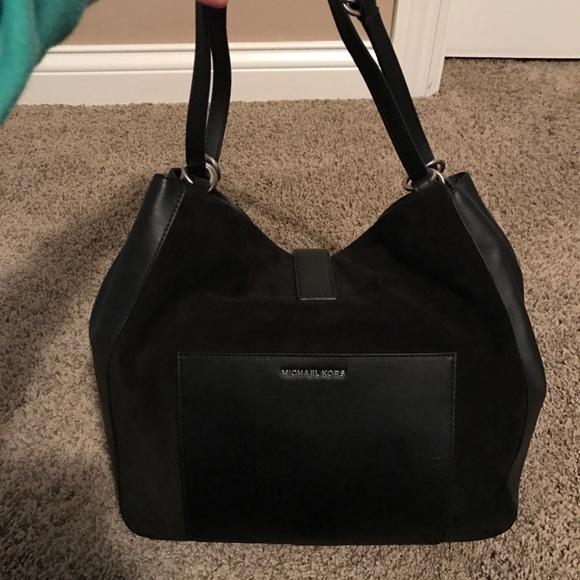"""Brand New Michael Kors """"Quincy"""" Handbag 8e8cb82e07c20"""